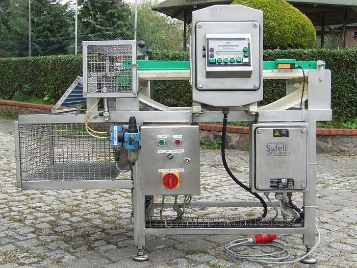 Używane Detektor metalu Safeline - całkowicie nierdzewny