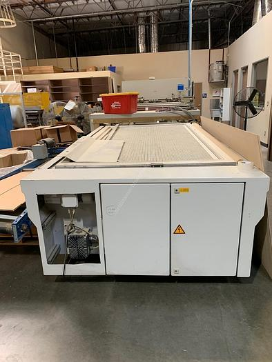 Used Wemhoner KTM Press