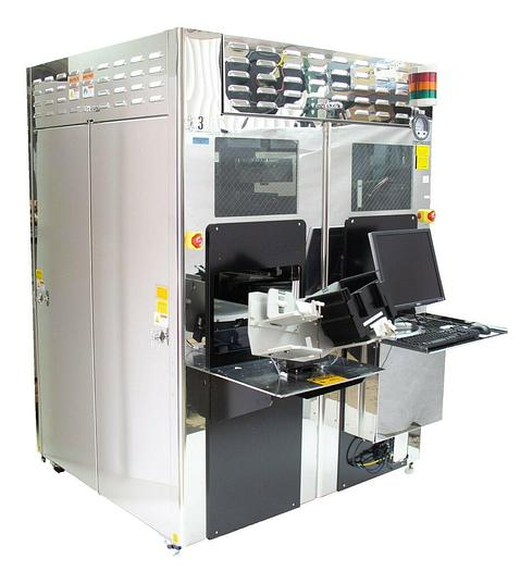 Used Solid State Equipment SSEC M3307 3300 Coat Bake Chill Develop Processor (9105)