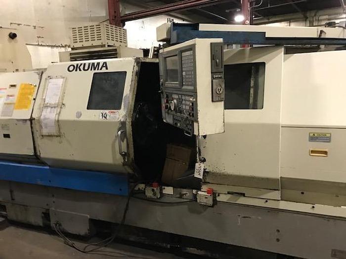 Used 1999 OKUMA LOC 400
