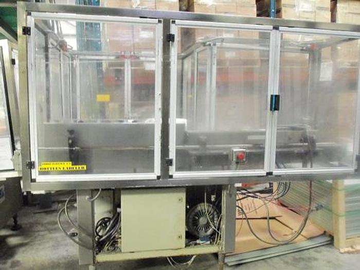 2007 PE SPLENDID BOTTLE LABELER