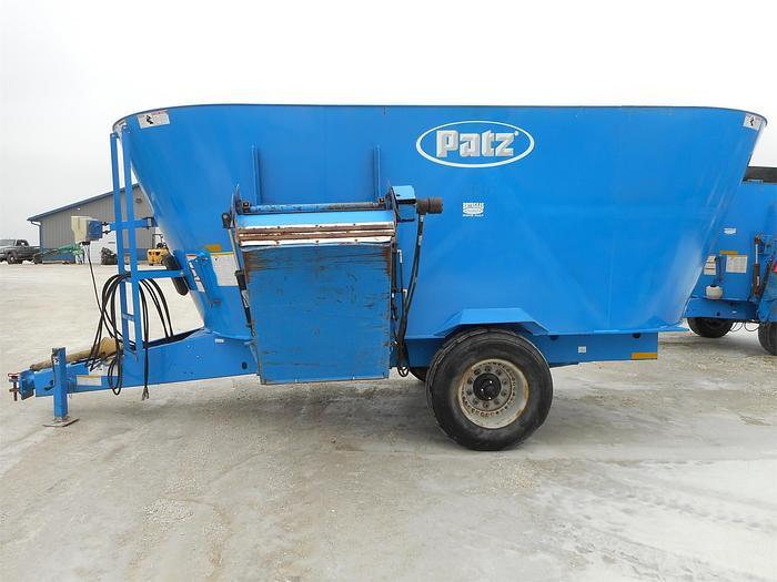 Used PATZ 620 Vertical TMR Mixer