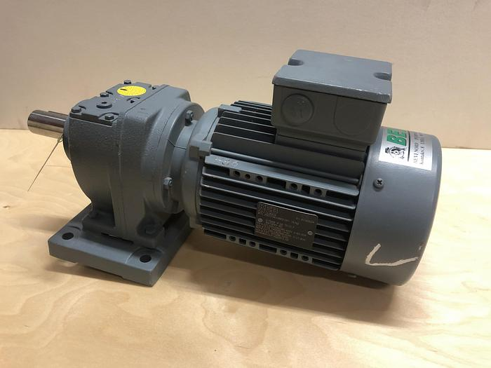 0,75 kW, KEB, Electric motor with reducer