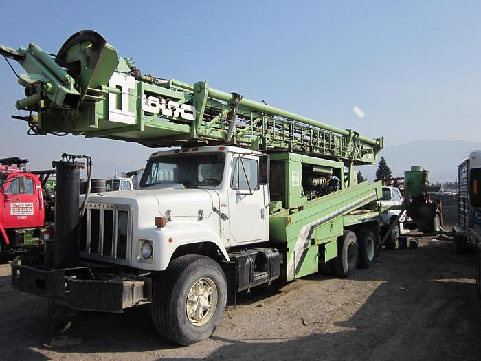 Used HB21284 Reichdrill T-650-W