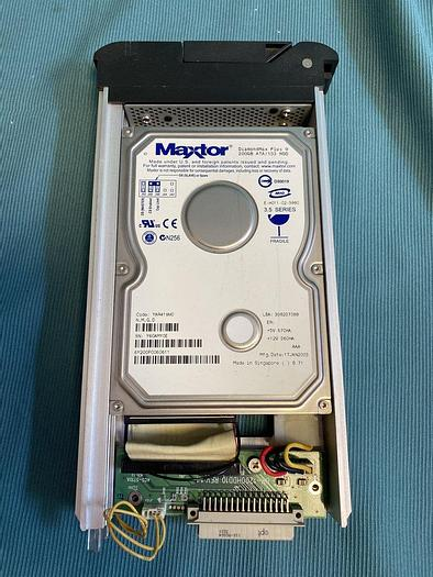 Gebraucht Festplatte Maxtor Diamondmax plus 9 200GB ATA/ 133 HDE