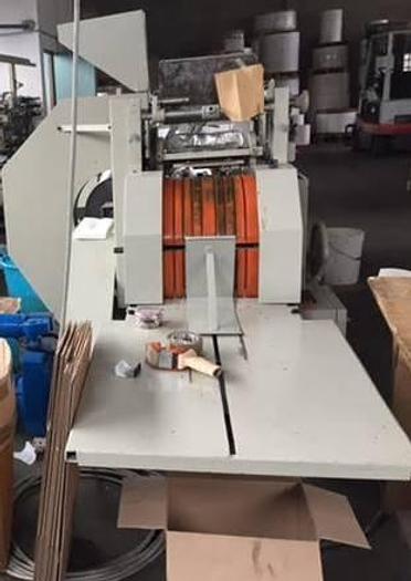 1988 Manzoni Seriana 31 - FLAT & SATCHEL paper bag making machine