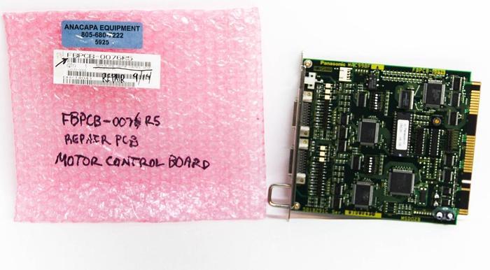 Used Disco FBPCB-0076R5 PCB Motor Control Board MAC998F Panasonic 581B291C (5925)