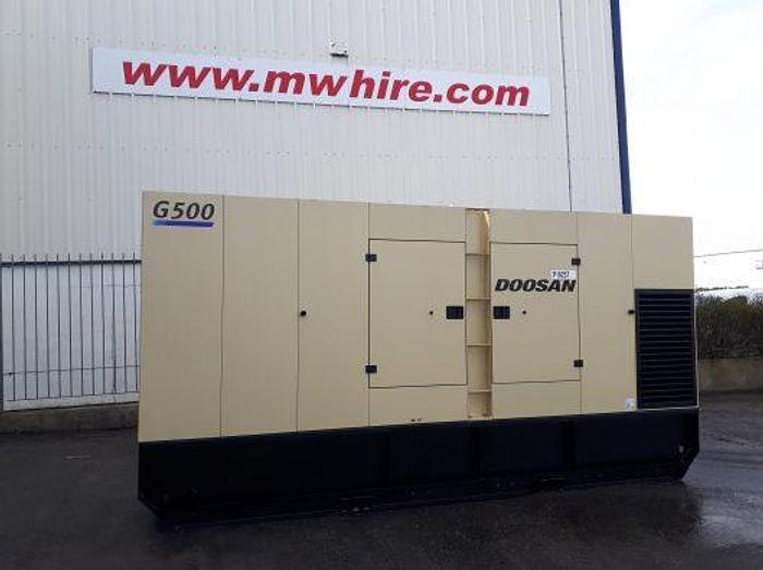 Used Doosan G500