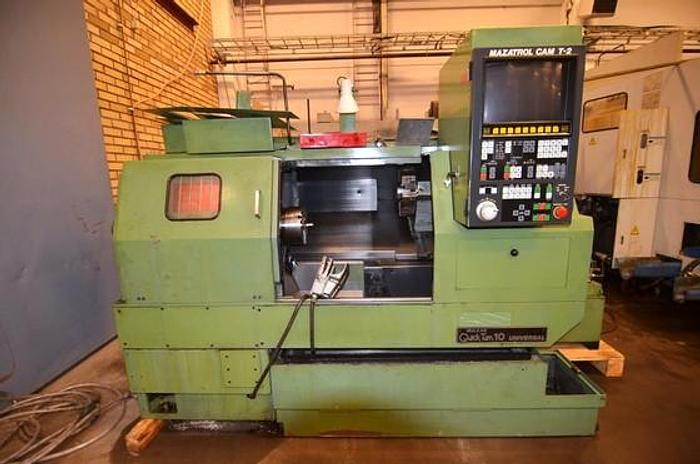 Used MS26 - Mazak  Quick Turn  10 U