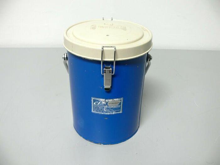 Used Cole Parmer Isotherm 2 Liter Transportable Dewar Flask