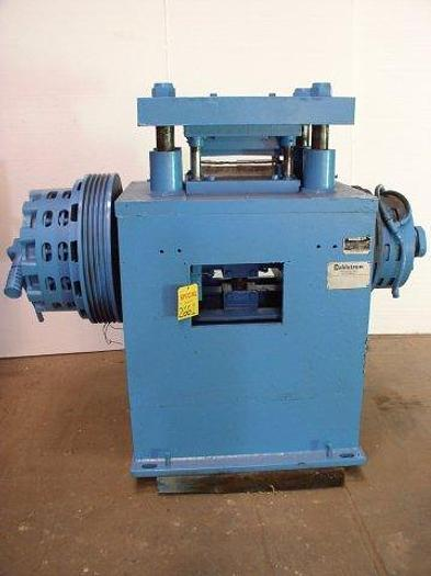 50 TON DAHLSTROM Model 50TP High Speed Cut Off Press; 4 Post Type; Air Clutch/Brake