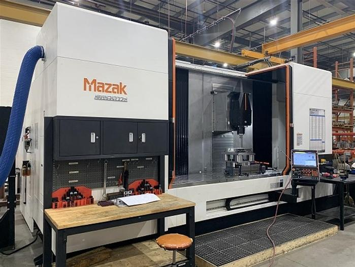 Used 2020 Mazak VTC800-30-SR-300-4 Axis