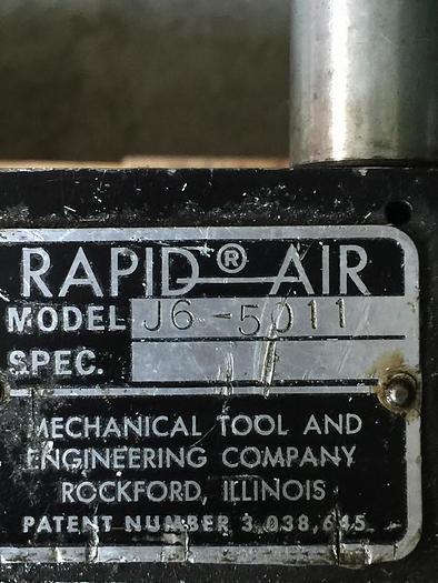 """8"""" W. x .062"""" x 4""""Str, RAPID-AIR, No. H-4"""