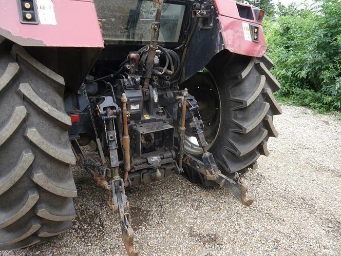 Case Maxxum 5140 Plus Powershift 4wd Tractor