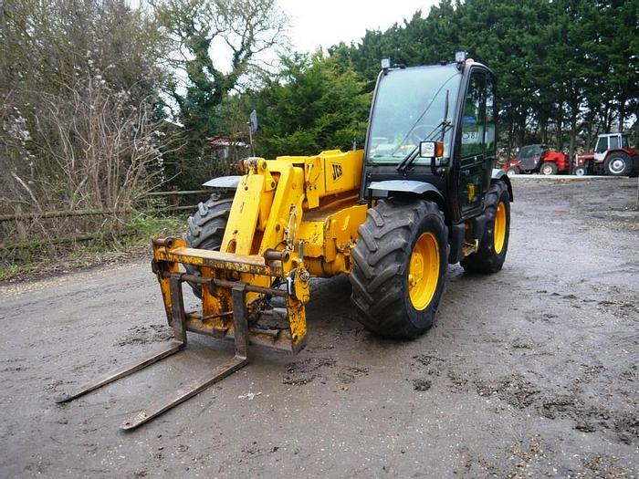Used JCB 530-70 Farm Special Turbo Telehandler