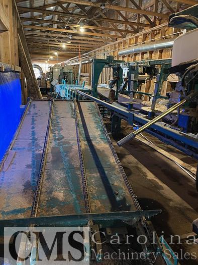Used Wood-Mizer  TVS Sawmill