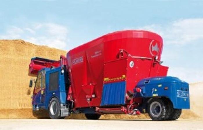 Siloking feed mixers Siloking Self-propelled trucks