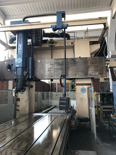 Used CNC Fix Column Milling Machine FOREST LINE