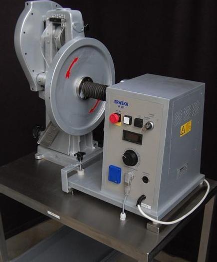 Used F15062D - Excenter Tablet Press KORSCH EK 0 / ERWEKA AR 401