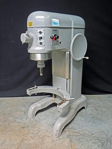Used USED HOBART® 80-QUART MIXER, MODEL L-800-G
