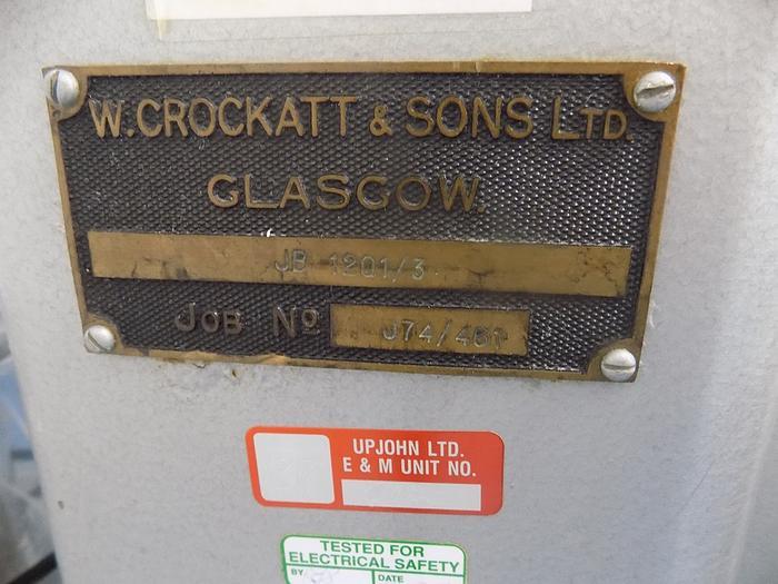 Jackson Crockatt Granulator
