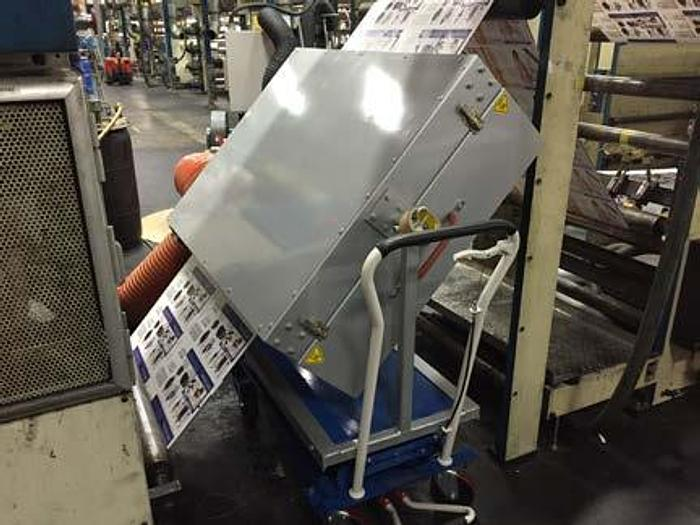 Used HEATED AIR KNIFE DRYING SYSTEMS