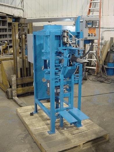 Used VERTICAL SHAFT IMPELLER VALVE BAGGER WITH OPTIONS – NEW