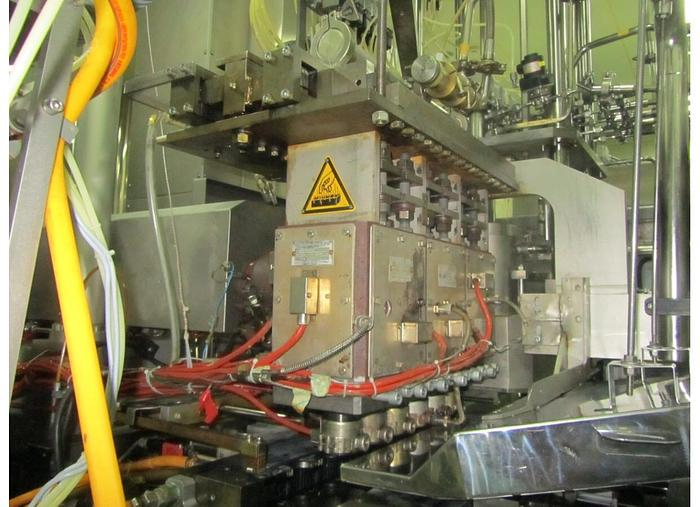 Rommelag 321 Blow Fill Seal Machine