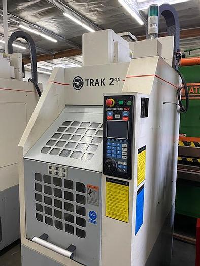 Used Southwestern TRAK 2op Portable Vertical Machining Center Mini Mill