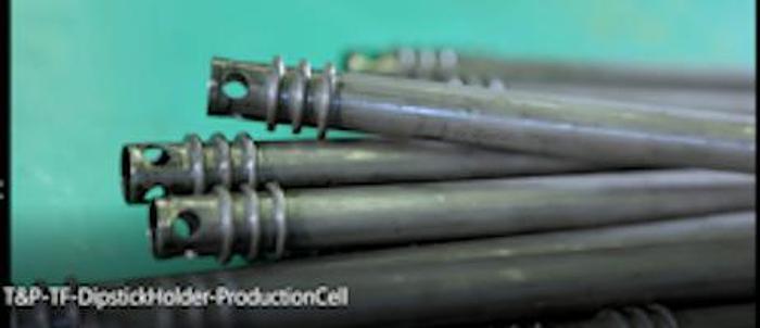 Transfluid Automotive Parts Production Cell