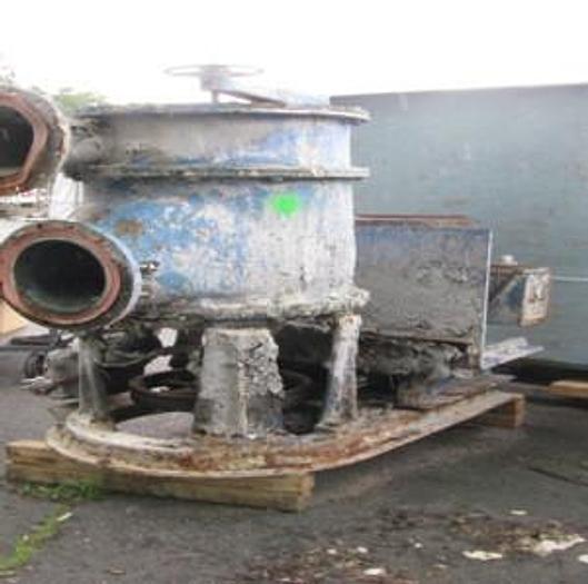 Used BLACK CLAWSON 24 P PRESSURE SCREEN