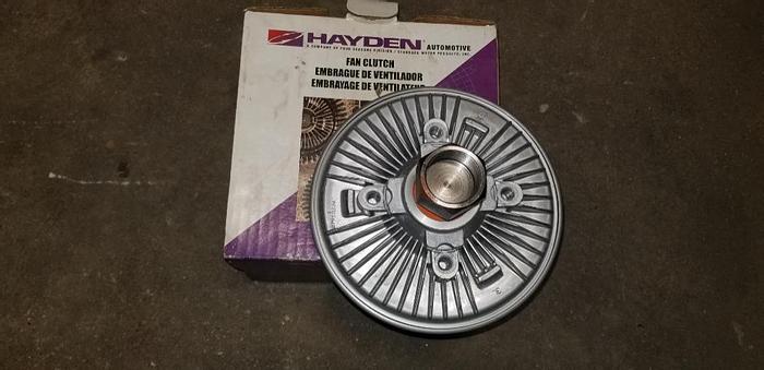 Used Hayden