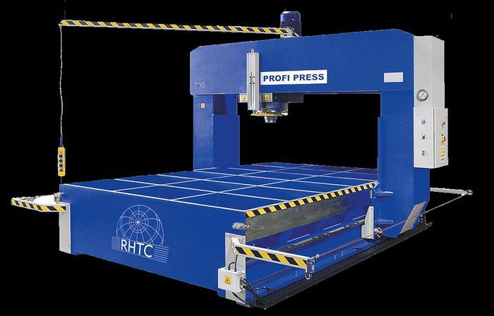 RHTC Presses PPTL-150
