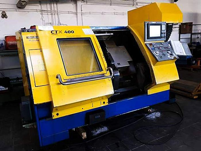 Used Gildemeister  CTX 400 - 1999
