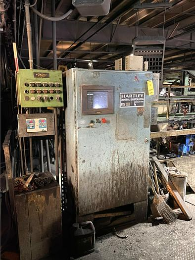 Used HARTLEY 17MK2 CONTROL AND TESTER