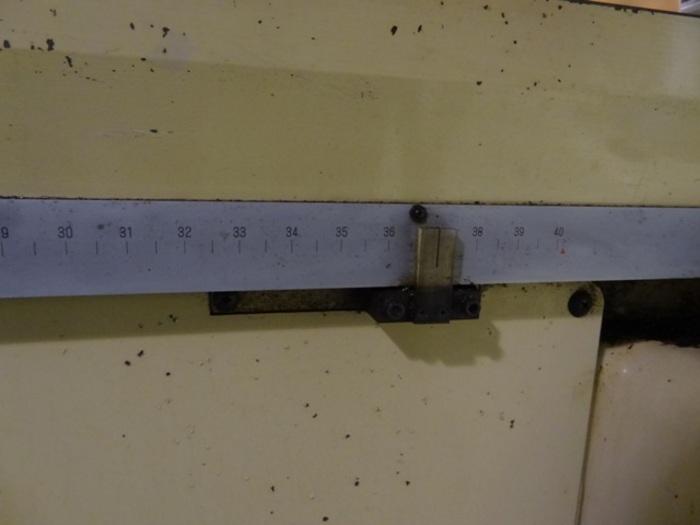 MITSUI SEIKI MODEL 6CM BRIDGE TYPE VERTICAL CNC JIG BORER