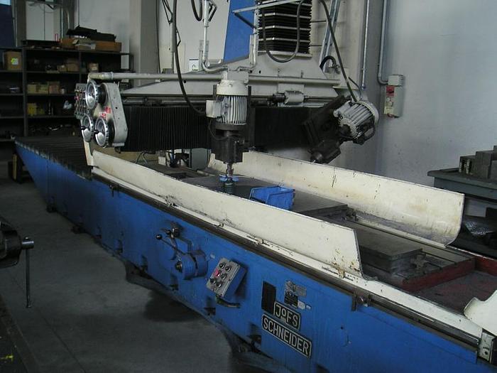 Usata Hydraulic grinding machine JOFS 4 SCHNEIDER