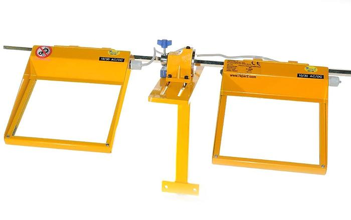 Repar2 7MO2LCMDS Double Screen Grinder Safety Guard