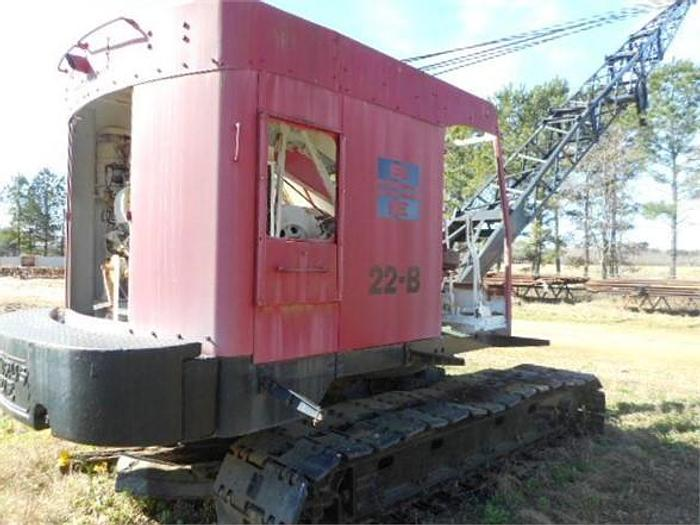 Used 1970 BUCYRUS-ERIE 22B