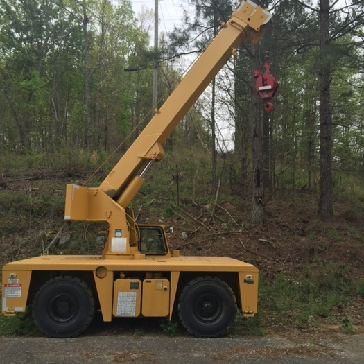 1993 Grove AP308 Carry Deck Crane