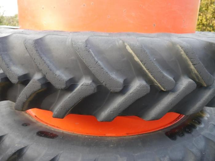Alliance Dual Wheels and Tyres