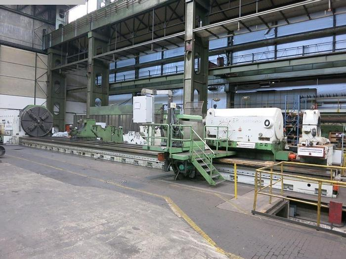 Used Lathe Heavy Duty CNC D1500-15IV-100