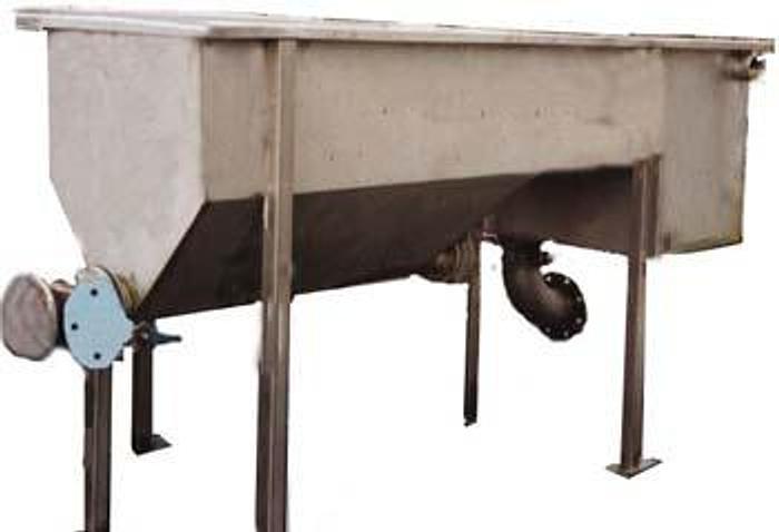 Used Separator poziomy do hydrotransportu