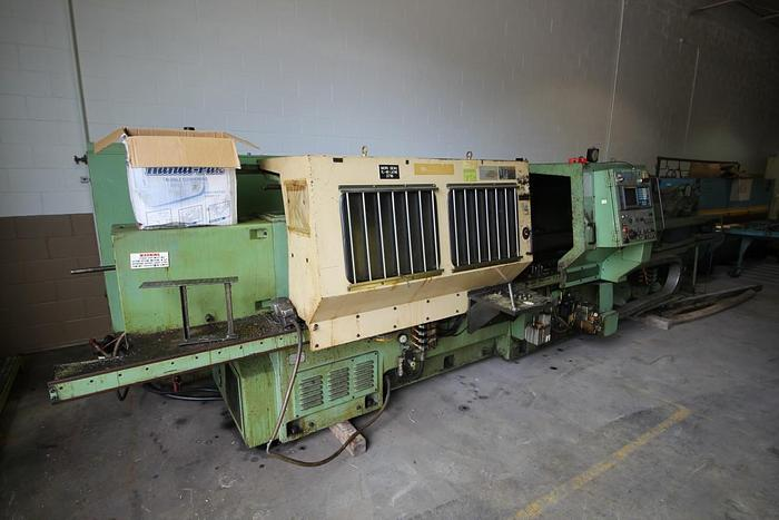 1990 MORI SEIKI TL40B/3000 2 AXIS CNC LATHE