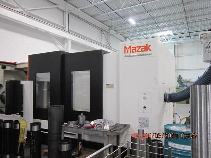 Used Mazak Quick Turn NEXUS 500 M ,  2013