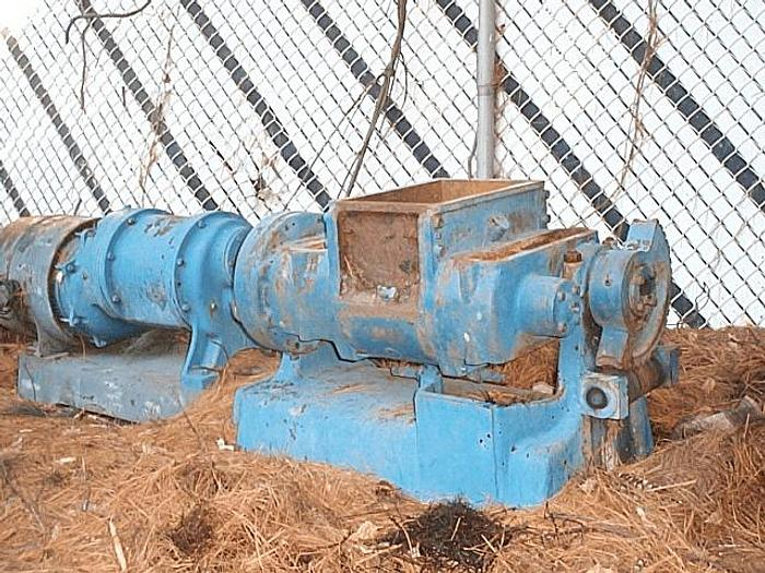 Used 2.5 GALLON BAKER PERKINS DISPERSION BLADE MIXER – C/S – JACKETED