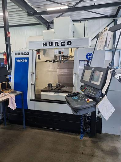 Used Hurco VMX 24t - CNC Machining centers - 2014