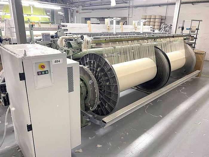 Warpbeams, beams and flanges for textile looms