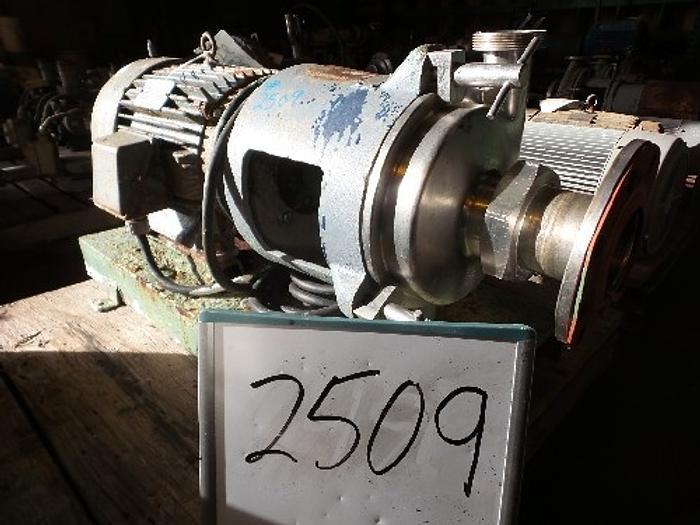 Used Crepaco 4'' x 2'' Centrifugal Pump