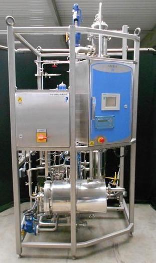 Used Q 15030 D - Steam Generator STERIS FIN AQUA 850-T-S7